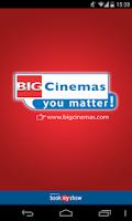Screenshot of BIG Cinemas