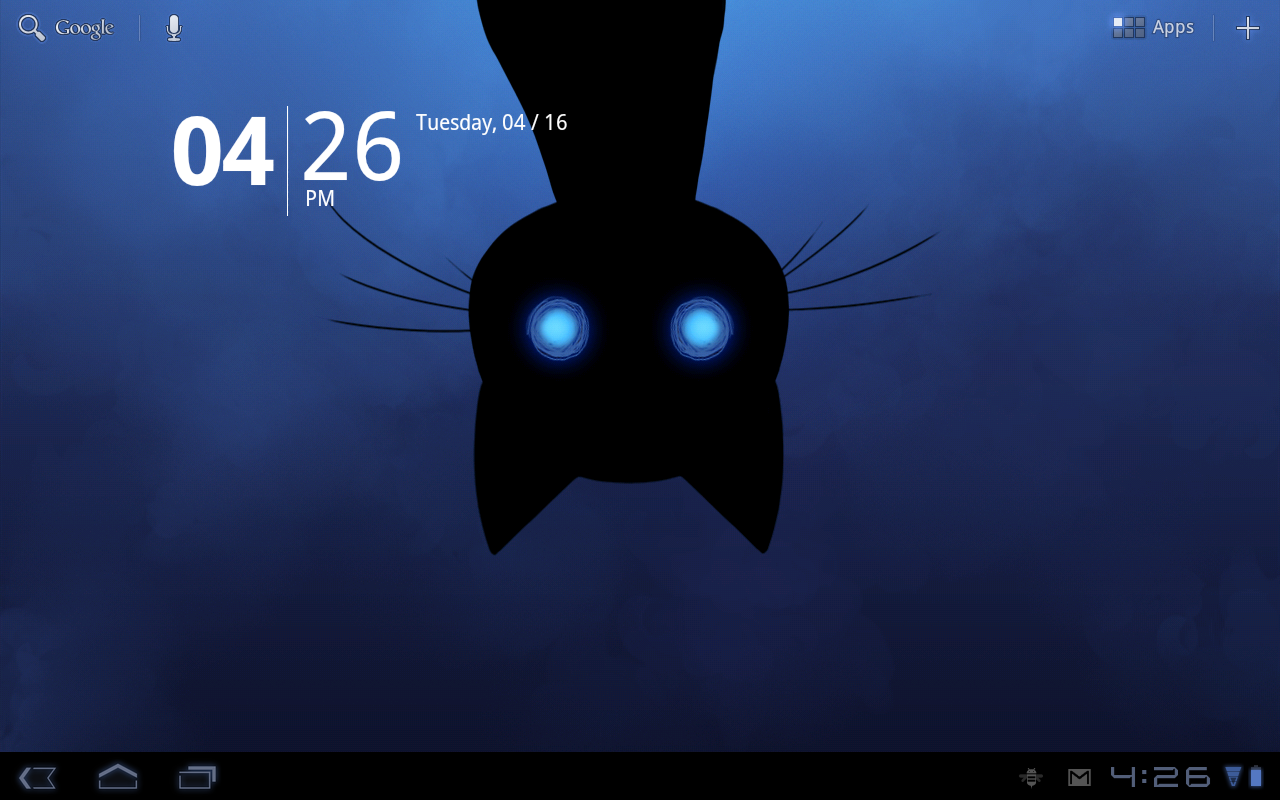 Stalker Cat Live Wallpaper Lt Screenshot 10