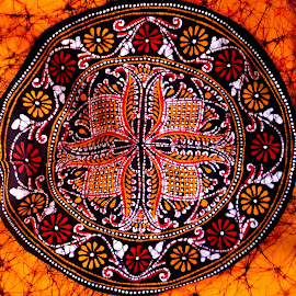 Batik design from Shantiniketan ! by Abhijit Palit - Artistic Objects Clothing & Accessories