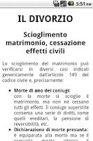 Screenshot of Famiglia e Diritto