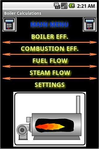 Boiler Calculations