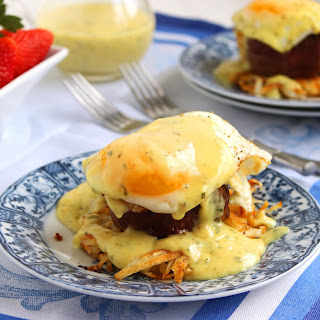 Steakhouse Eggs Benedict