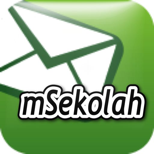 mSekolah LOGO-APP點子