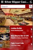 Screenshot of Silver Slipper Casino