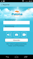 Screenshot of Radio Paloma - 100% Schlager