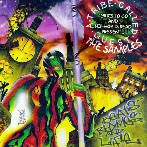 a tribe called quest beats rhymes and life the samples