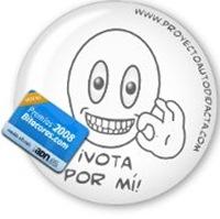 Vota por mí en Bitacoras.com