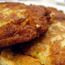 Potato Pancakes Polish