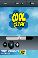 Screenshot of Cool 99.3