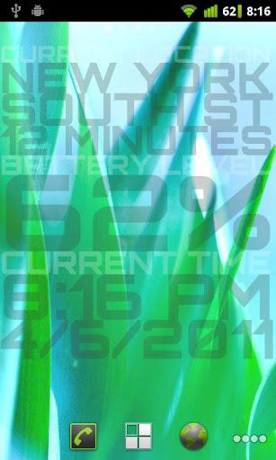 Lightwell Live Wallpaper CE