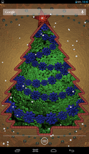 Steampunk Christmas Tree - screenshot