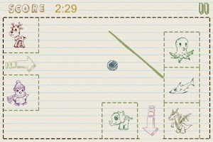 Screenshot of Doodle Elastic