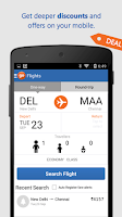Screenshot of Hotel Flight Bus Booking