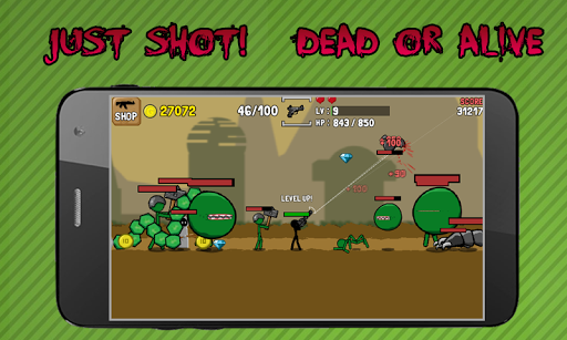 Stickman And Gun For PC