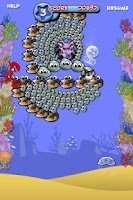 Screenshot of Hungry Starfish Free