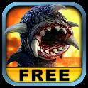 Death Worm Free: Alien Monster icon