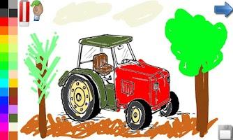 Screenshot of Coloring Book: the Farm! FREE