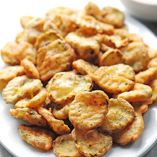 Fried Pickles Without Egg Recipes