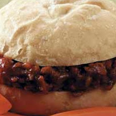 Spooky Sloppy Joes