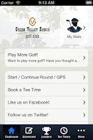 Screenshot of Green Valley Ranch Golf