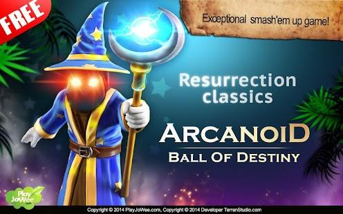 Arkanoid android