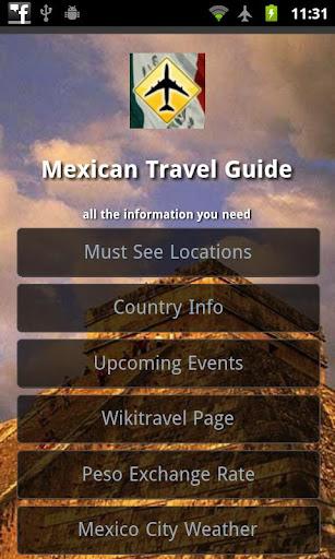 Mexico Offline Travel Guide