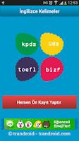 Screenshot of İngilizce Kelimeler