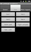 Screenshot of Bill Lumbergh Soundboard
