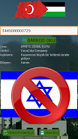 Screenshot of BOYCOTT Israel