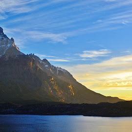 Sunrise in Torres Del Paine by Shashank Pattekar - Novices Only Landscapes