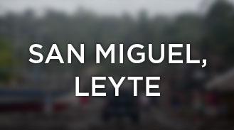 San Miguel, Leyte