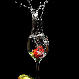 Splash #21 by Rakesh Syal - Artistic Objects Still Life (  )