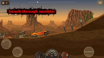 Screenshot of Earn to Die Lite