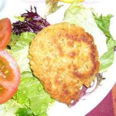 Garbanzo Bean Patties