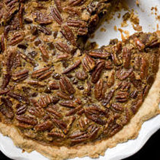 Chocolate-Pecan Race Day Pie Recipe