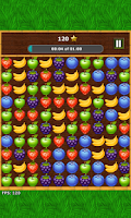 Screenshot of FruiTap: Blitz Fruit Tap Game