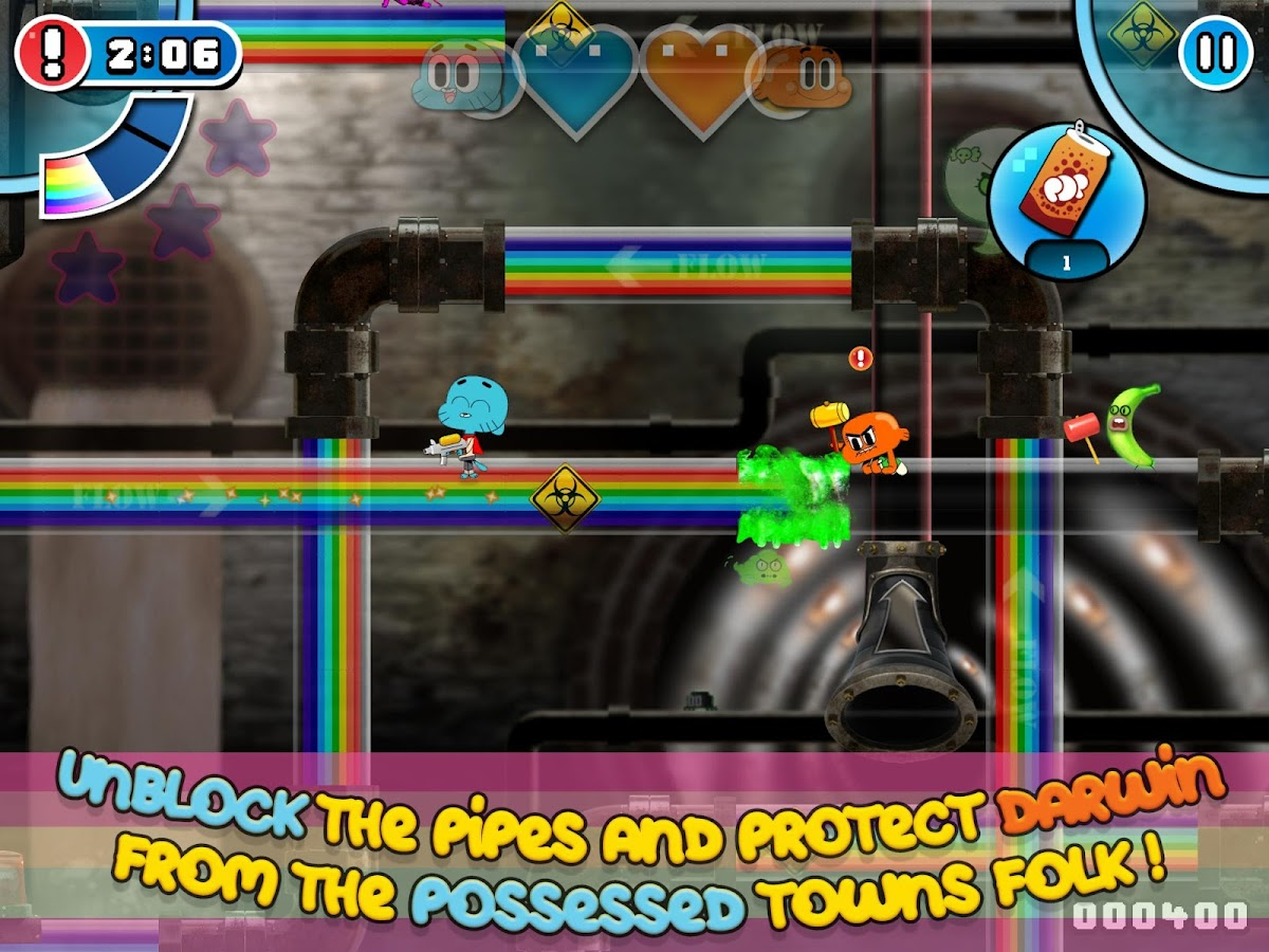 Gumball Rainbow Ruckus Screenshot 17