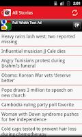 Screenshot of Japanese News English