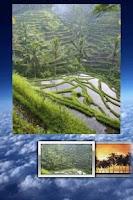 Screenshot of Nature Wallpaper Puzzle