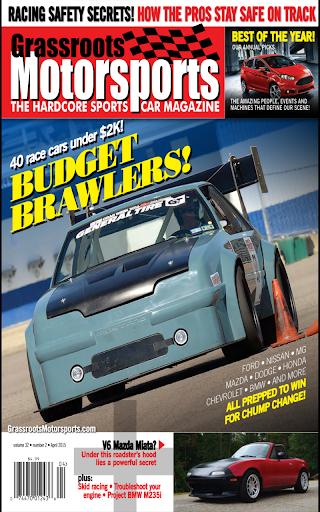 Grassroots Motorsports - screenshot