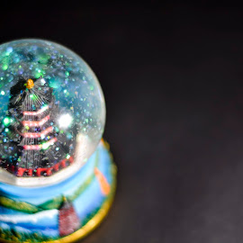 Snow globe by MK Kimi - Novices Only Objects & Still Life