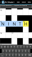Screenshot of Crossword