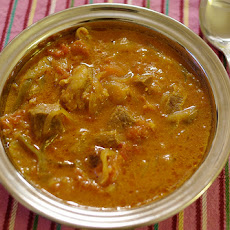 Tomato & Lamb Curry (Oamc)