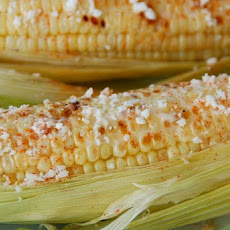 Elote, or Mexican Grilled Corn