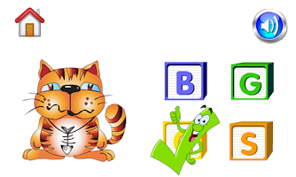Screenshot of ABC Flashcards for Toddlers