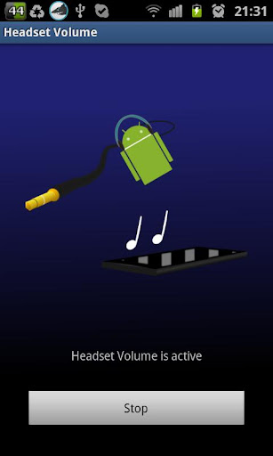 Headset Volume