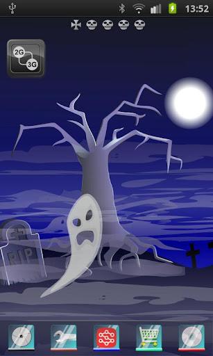 R.I.P. GO Theme for Halloween