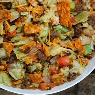 Dorito Taco Salad Ground Beef Recipes