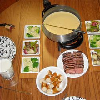 Three Cheese Fondue Wine Recipes