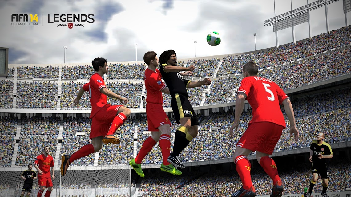 EA Sports reveals new Xbox-exclusive Football Legends for the Ultimate Team mode